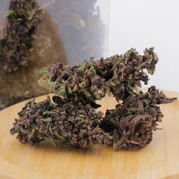 cbd fleurs purple