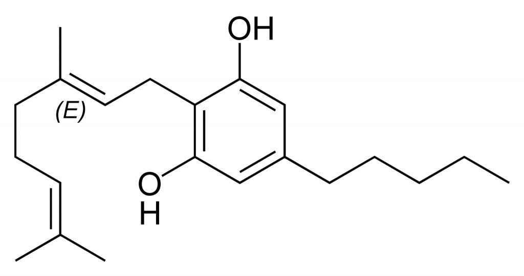 Cannabigerol-CBG