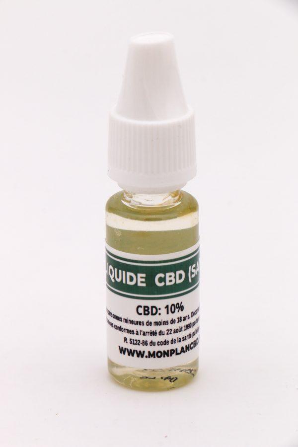 cbd e-liquide sativa 10%